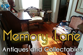 Contact Us | Memory Lane Antiques and Collectables - Tallahassee, FL